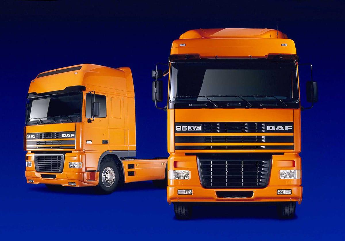 DAF 95XF 01/1997 - 09/2002